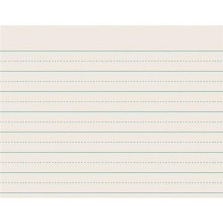 Pacon PAC2621BN 1 x 0.5 in. Ruled Newsprint Ream - 5 Ream