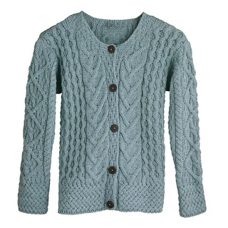 Shop Women S Button Down Sweater Aileen Aran Cardigan