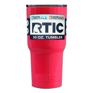 RTIC 30 oz. Thermal Tumbler Stainless Cold or Hot Coffee Mug