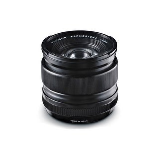 Fujifilm Fujinon Ultra Wide-Angle XF 14mm f/2.8 R Lens - Black