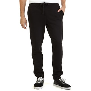 Nautica Drawstring Fleece Sweatpants True Black XX-Large