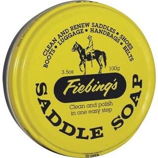 Fiebing 3Oz Yel Pte Saddle Soap SOAP81T003Z Unit: EACH