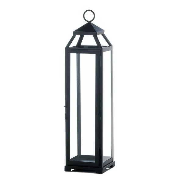 Ancient Lean and Sleek Candle Lantern Xl