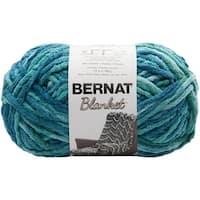 Bernat Blanket Big Ball Yarn-Tidepool-Coastal Collection