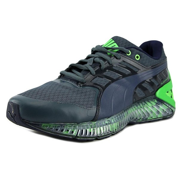 Puma QuickFlex v2 Round Toe Synthetic Running Shoe