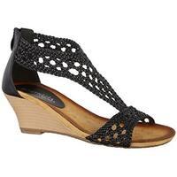 PATRIZIA Womens Larunda-b Open Toe Casual Platform Sandals
