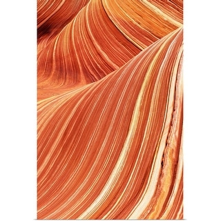 """""""Close-up of sandstone"""" Poster Print"""