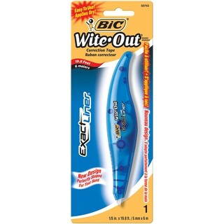 "BIC Wite-Out Exact Liner Correction Tape-.2""X19.8'"