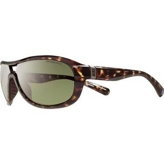Nike EV0613-204 Sunglasses Miler Tortoise Frames Green Lens