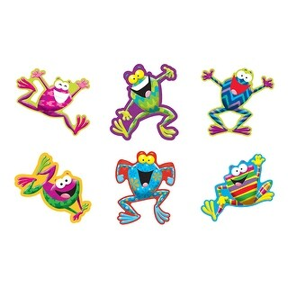 Frog Tastic Accents Standard Size Variety Pack