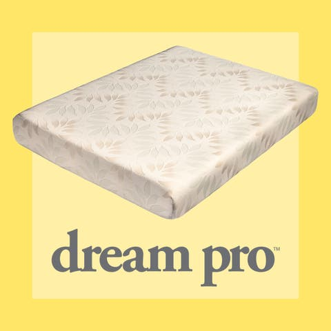 Dream Pro Recharge Lunair 9-inch Full-size Gel Memory Foam Mattress