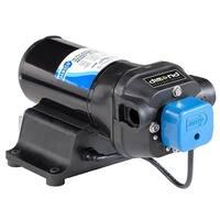 Jabsco V-FLO Water Pressure Pump with Strainer-5GPM-12VDC 40PSI - 42755-0092