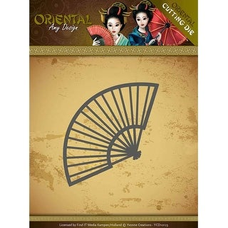 Chinese Fan - Find It Trading Amy Design Oriental Die