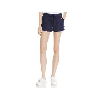 Joie Womens Shorts Linen Casual