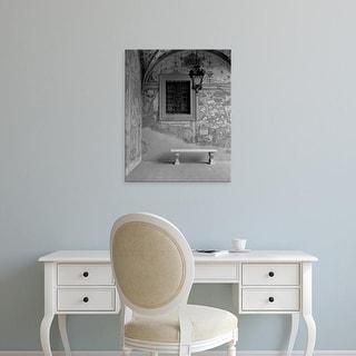 Easy Art Prints Alan Blaustein's 'Banc de Jardin #22A' Premium Canvas Art