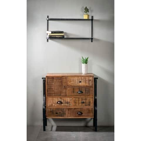 Carbon Loft Graeme 7-drawer Industrial Mosaic Chest