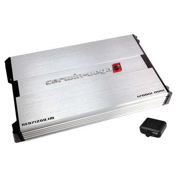 CERWIN VEGA XED712001M 1200W Mono Car Power Amp Cable