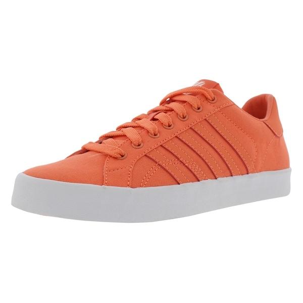 promo code b24ea 9735c K Swiss Belmont So T Sherbet Casual Women's Shoes