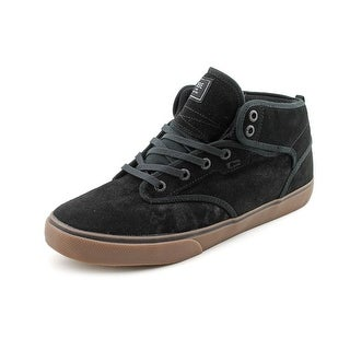 Globe Motley Mid Round Toe Suede Skate Shoe