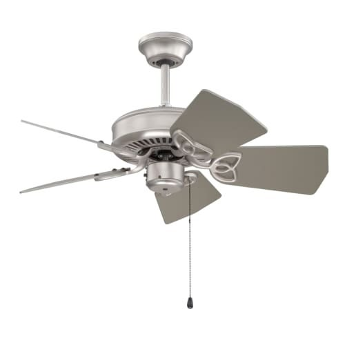 """Craftmade K10149 Piccolo 30"""" 5 Blade Indoor / Outdoor Ceiling Fan with Blades Included"""