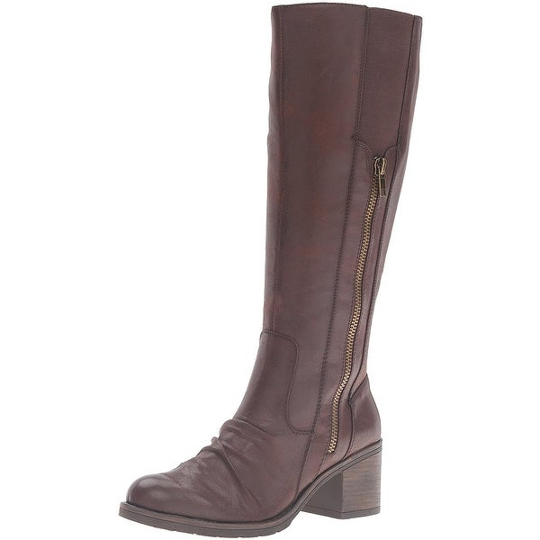 Bare Traps Womens Dallia Closed Toe Mid-Calf Fashion Boots