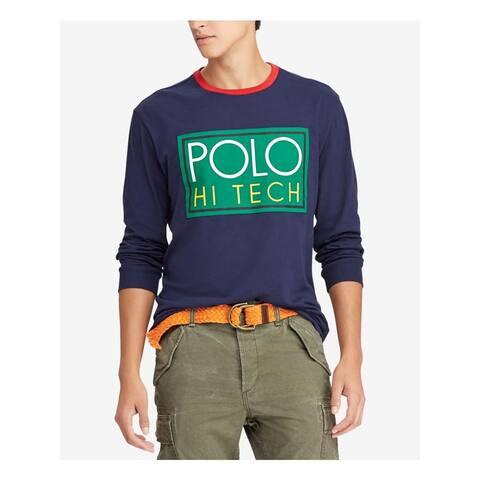 Polo Ralph Lauren Mens Big & Tall T-Shirt Classic Fit Graphic - XL