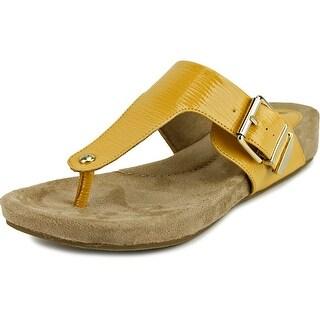 Giani Bernini Ryanne Open Toe Synthetic Sandals