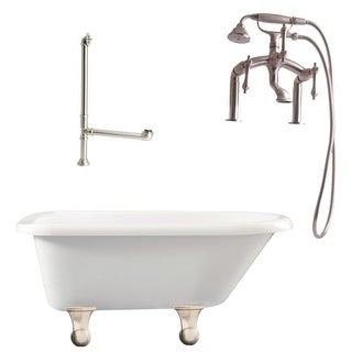 60 freestanding soaking tub. Giagni LB3 Brighton 60  Free Standing Soaking Tub Package Includes Feet LP3 Portsmouth