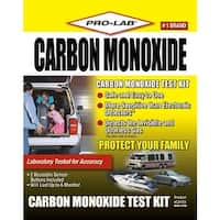 Pro Lab Carbon Monoxide Test Kit