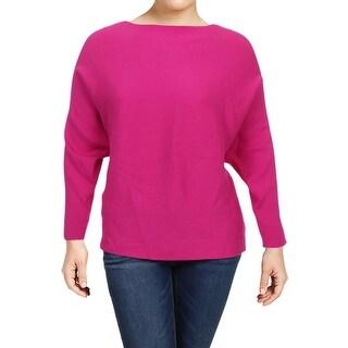 Lauren Ralph Lauren Womens Alsah Pullover Sweater Dolman Boatneck