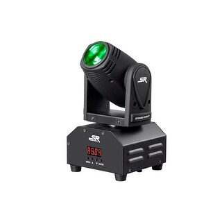 Stage Right Party 10W Mini Beam Moving Head LED Light