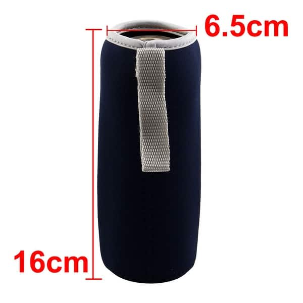 Home Spandex Heat Insulated Anti Scald Hands Protector Glass Mug Cup Sleeve