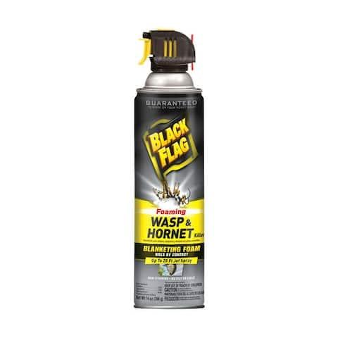 Black Flag HG-11089 Wasps and Hornets Killer Foam, 14 Oz