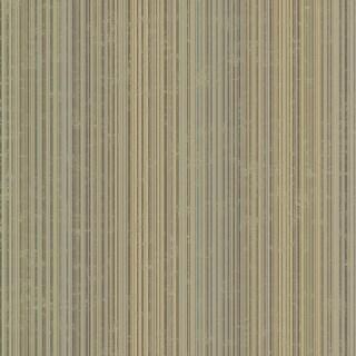 "Brewster SRC95578-SAM  8""x 10"" Sample of SRC95578 - Moss Candy Stripe"