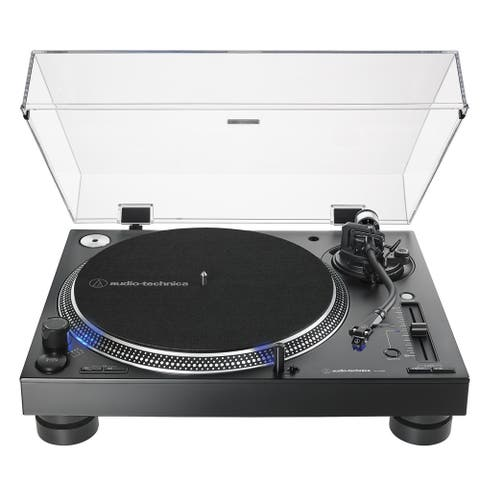 AudioTechnica AT-LP140XP Direct-Drive Professional DJ Turntable
