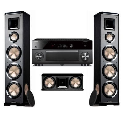 Bic Acoustech PL-980 Pair PL-28 and Yamaha Aventage RX-A3070 Receiver