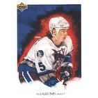 Neil Wilkinson San Jose Sharks 1991 Upper Deck Art Autographed Card This item comes with a certificate of authenticit