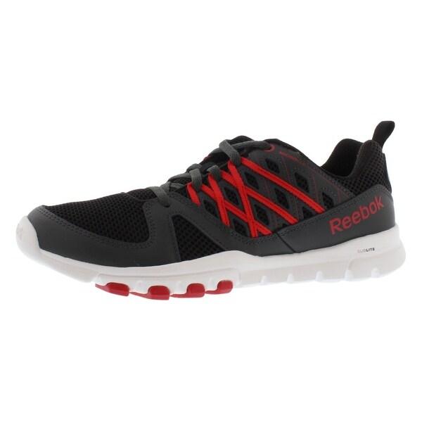 Reebok Sublite Train Rs 2.0L Training Men's Shoes - 7.5 d(m) us