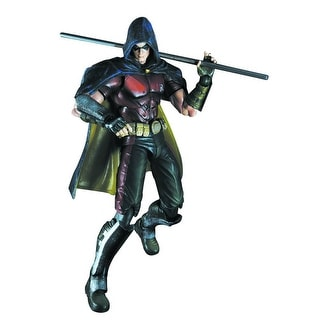"Batman Arkham City 10"" Play Arts Kai Action Figure No. 3: Robin"