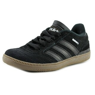 Adidas Busenitz J Youth  Round Toe Synthetic Black Sneakers