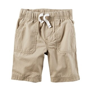 Carter's Baby Boys' Pull-On Poplin Shorts