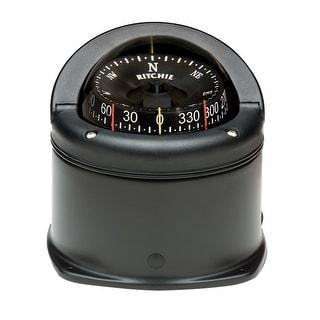 Ritchie HD-745 Helmsman Compass - Deck Mount - Black