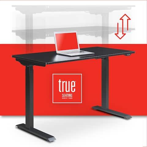 True Seating Ergo Electric Height Adjustable Standing Desk