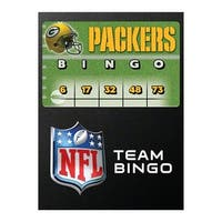 Green Bay Packers Bingo
