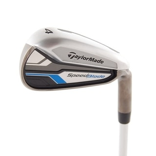 New TaylorMade SpeedBlade 4-Iron FST R-Flex Steel RH