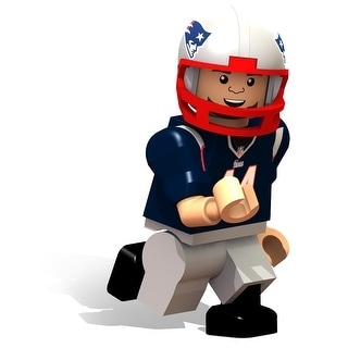 New England Patriots NFL OYO Minifigure Zach Sudfeld