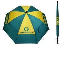 Team Golf 44469 Oregon Ducks 62 in. Double Canopy Umbrella
