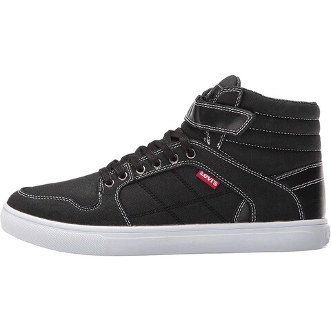 Kids Levi's Boys oakley core Hight Top Lace Up Walking Shoes