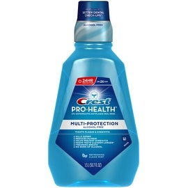 Crest Pro-Health Oral Rinse, Refreshing Clean Mint 50.7 oz