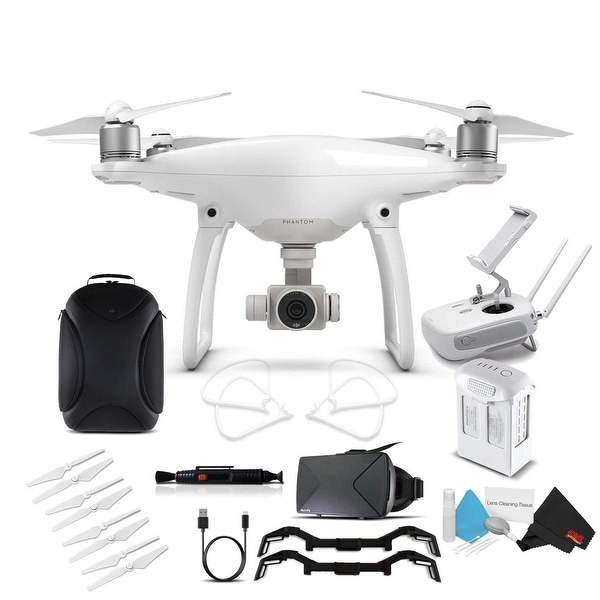 Shop DJI Phantom 4 Advanced (CP PT 000689) With BackPack and